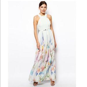Ted Baker Beula Maxi Dress size 0
